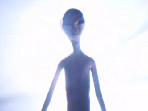 Close Encounters Alien